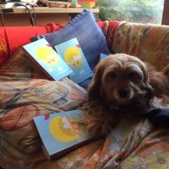 Roxy reading book 1