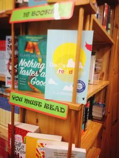 In Charlie Byrne's Bookshop, Galway