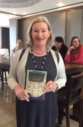 Kate O'Toole with her copy