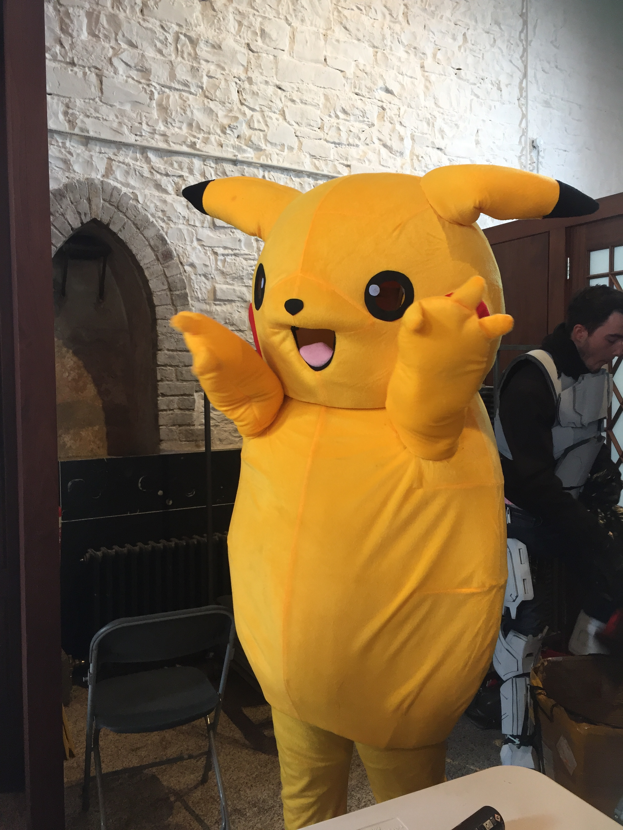 CC Pikachu