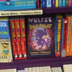 Wulfie series, book 1: Stage Fright